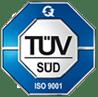 Muffato Presse - Certificazione TUV